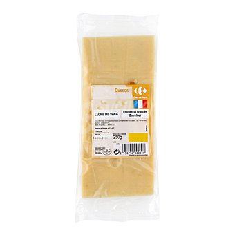 Carrefour Queso Emmental 250 g