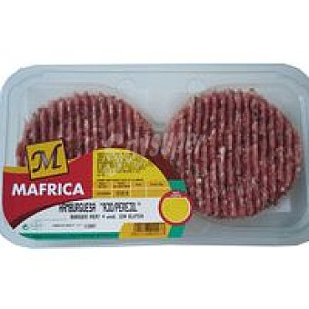 Mafrica Hamburguesa de ajo-perejil 4 unidades (360 g)