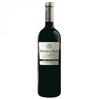 Señorio de Nava vino tinto crianza D.O. Ribera del Duero botella 75 cl