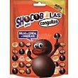 Mini shocobolas de cereal-chocolate conguitos, doypack 100 g Conguitos Lacasa