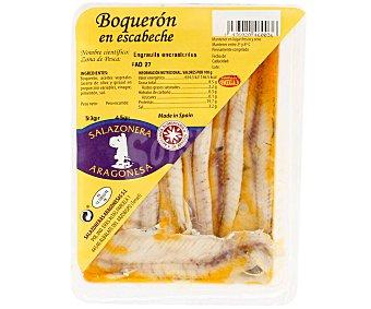 Salazonera aragonesa Filetes de boquerón en escabeche 45 g