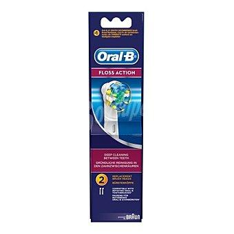 Oral-b Recambio Floss action EB25 2 ud