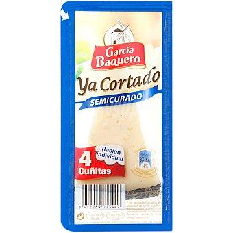 García Baquero Queso semicurado precortado 50 g