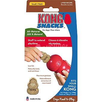 KONG STUFF'N Golosina para rellenar juguetes kong con sabor a hígado paquete 200 g Paquete 200 g