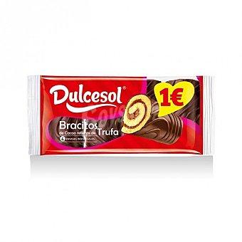 Dulcesol Bracito trufa-choco 4 unds 235 GRS