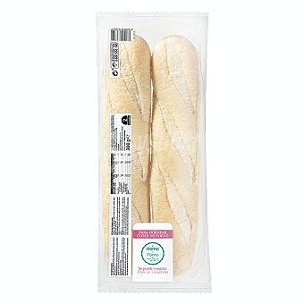 Hacendado Pan hornear (baguette) Paquete 2 u x 150 g - 300 g
