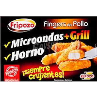 Fripozo Fingers de pollo para microondas Caja 260 g