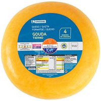 Eroski Queso Gouda 250 g