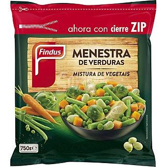 Findus Menestra de verduras Bolsa 750 g