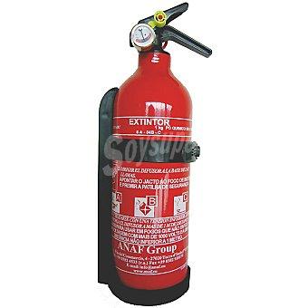 ALTIUM Extintor de para automóvil con manómetro 1 kg