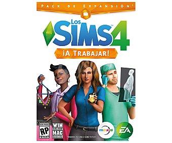 EA Los Sims4 ¡a trabajar! 1 unidad