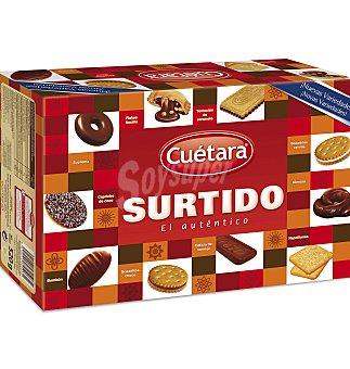 Cuétara Galletas surtido 625 GRS