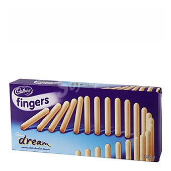 Cadbury Finger blanco 150 g