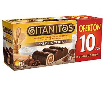 Ortiz Gitanitos Paquete 6 unidades (165gr)
