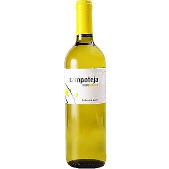 CAMPOTEJA Vino blanco de Andalucía  Botella de 75 cl