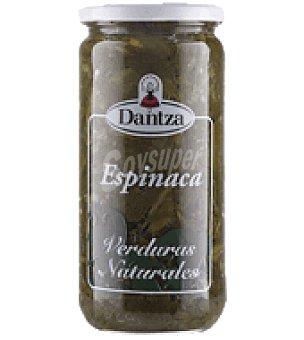 Dantza Espinacas al natural 425 g