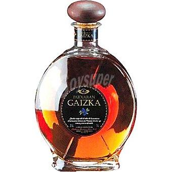 GAIZKA Pacharán con endrinas deshuesadas Botella 70 cl