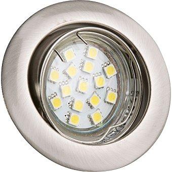 ELS BANYS Empotrable LED SMD 3W luz cálida