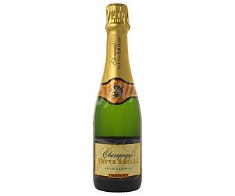 Veuve Emile Champagne brut Botella de 37,5 centilitros