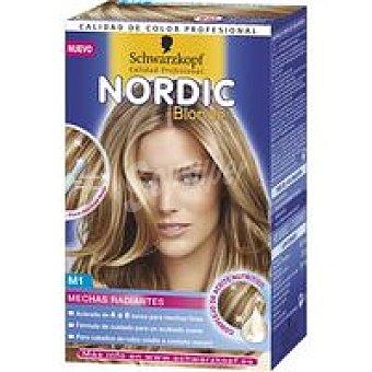 Nordic Tinte mechas vivas M1 Ultra Caja 1 unid
