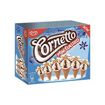Frigo Cornetto Mini conos de helado classico Caja 6 uds (360 ml)