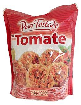 Hacendado Pan tostado con tomate Paquete 170 g