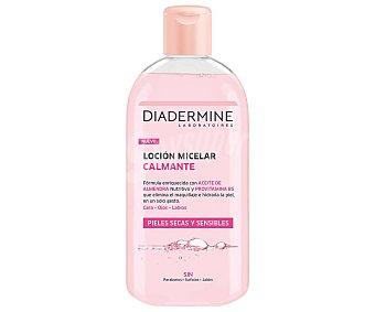 Diadermine Loción micelar calmante, para pieles secas y sensibles 400 ml