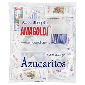 Amagoldi Azúcar blanquilla en sobres 500 g