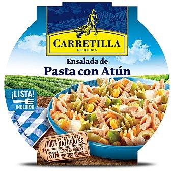Carretilla Ensalada de pasta con atún 240 g
