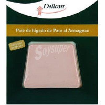 Delicass Paté de pato Armagnac 90 g
