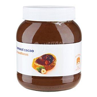 Carrefour Crema de cacao con avellanas 750 g