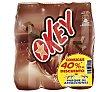 Batido de chocolate esterilizado 3 x 188 ml Okey