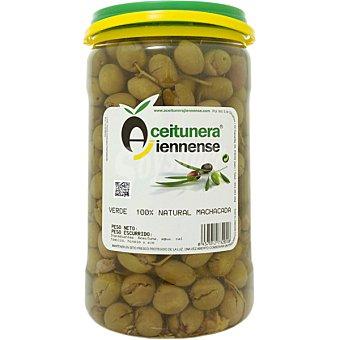 Aceitunera Jiennense Aceitunas aliñadas Envase 700 g neto escurrido