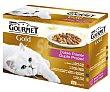Comida húmeda para gatos adultos Gourmet Gold Doble Placer 1,02 kg Gourmet