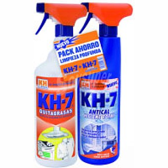 KH-7 Limpiador Pistola 1,5 litros + Antical 1,5 litros