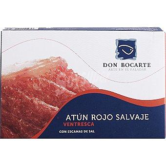 Don bocarte Ventresca de atún rojo salvaje lata 173 g lata 173 g