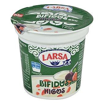 Larsa Yogur bifidus con higos Vaso 125 grs