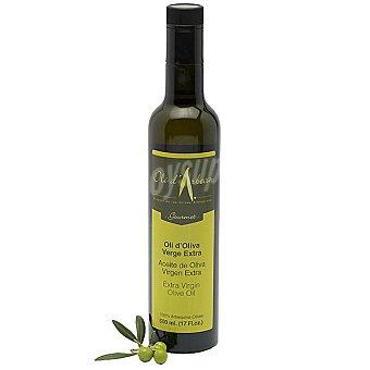 OLI D' arbeca aceite de oliva virgen extra 100% Arbequina Botella 500 ml