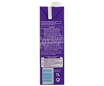 Auchan Leche sin lactosa semidesnatada 1 litro