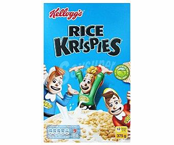 Rice Krispies Kellogg's Cereales de desayuno Paquete 375 g