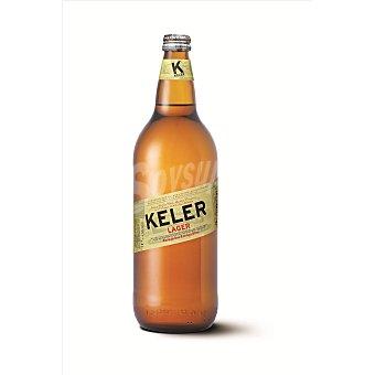 Keler Cerveza Botella 1 litro