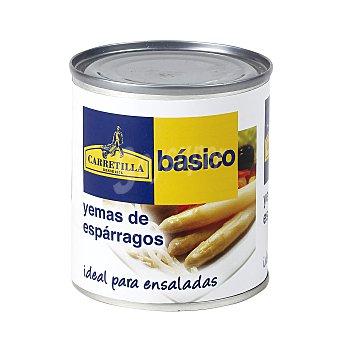 Carretilla Yemas de espárrago especial ensaladas Lata 135 g