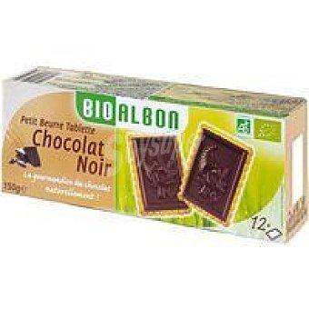 Bioalbon Galleta de chocolate negro Tableta 150 g