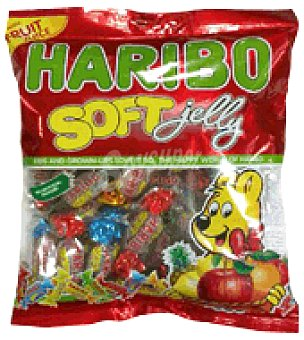 Haribo Gominolas Soft Jelly 1 kg