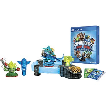 PS4 Videojuego Starter Pack Skylanders Trap Team  1 unidad