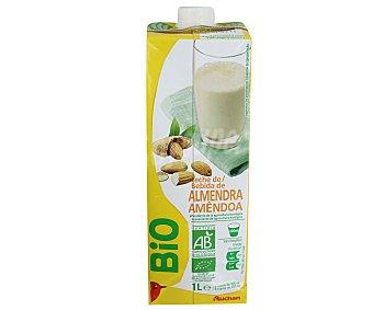 Auchan Bio Leche de almendras 1 litro