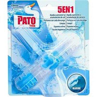 Pato Desinfectante wc 5en1 marine Pack 41