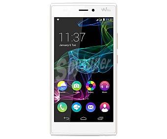 WIKO Smartphone libre RIDGE BLANCO 1 unidad