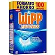 Detergente en polvo 100 lavados 100 lavados Wipp Express