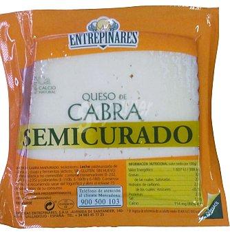 ENTREPINARES QUESO SEMICURADO CABRA 350 g